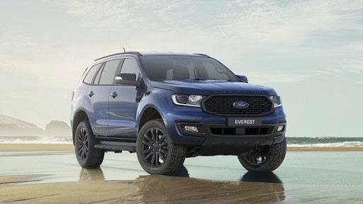 Ford Everest 2021 mang đến nhiều trải nghiệm cảm giác lái