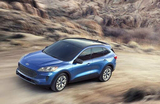 Ford Escape 2021 mang đến nhiều trải nghiệm cảm giác lái