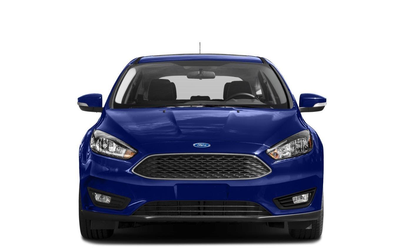 Đầu xe Ford Focus 2021
