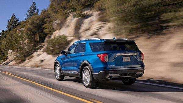 Ford Explorer 2021 mang lại trải nghiệm cảm giác lái ấn tượng