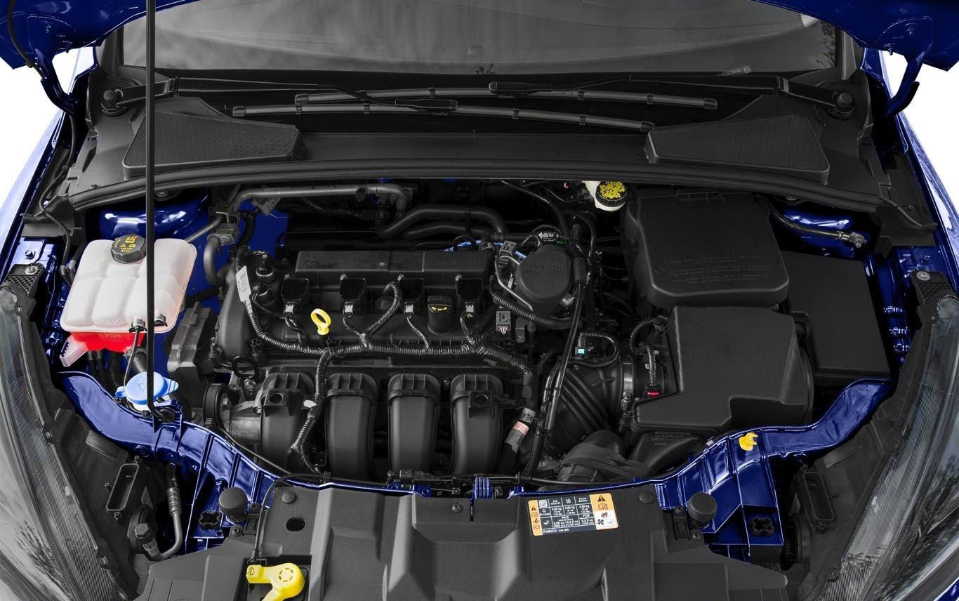 Động cơ vận hành của Ford Focus 2021