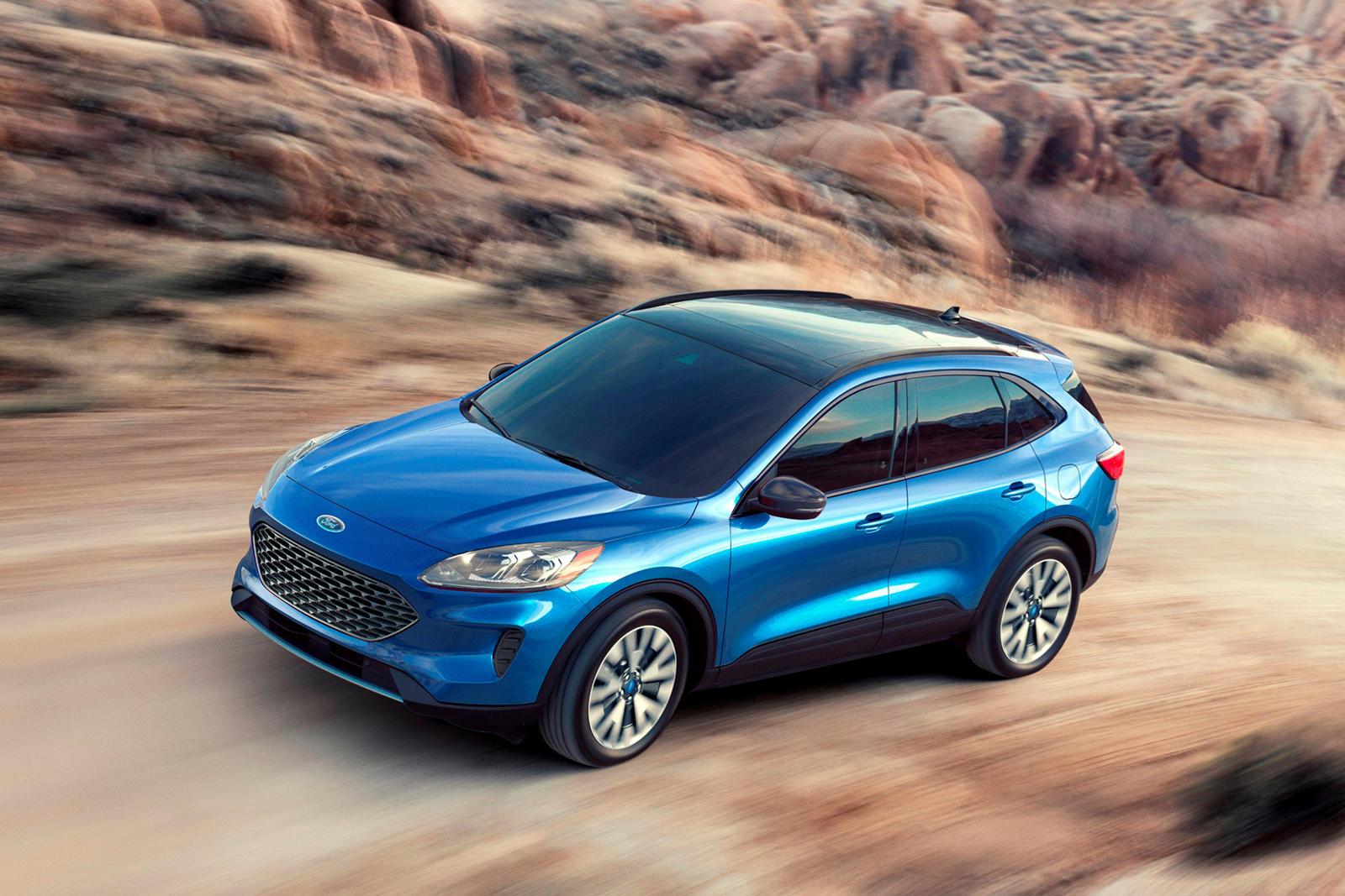 Ford Escape 2021 là sản phẩm nổi bật với nhiều thay đổi ấn tượng
