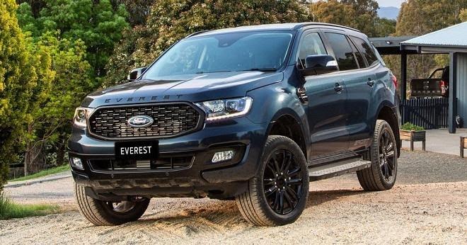 Ford Everest 2021 được mệnh danh là mẫu SUV đáng tiền
