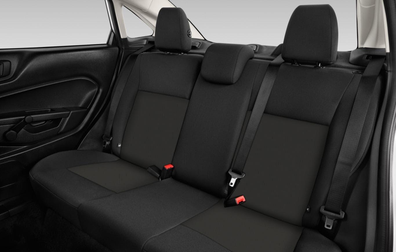 Hệ thống ghế ngồi của Ford Focus 2021