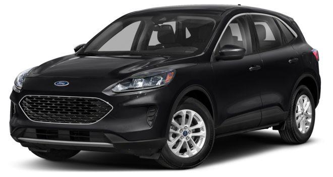 Ford Escape 2021 màu đen
