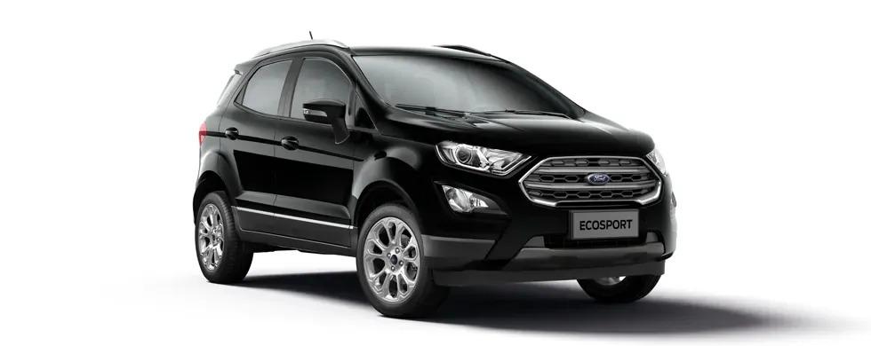 Ford Ecosport 2021 màu đen