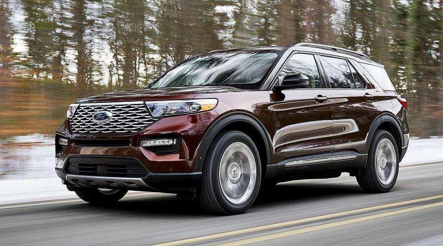 Ford Explorer 2021 là mẫu SUV 7 chỗ hiện đại bậc nhất tại nước ta