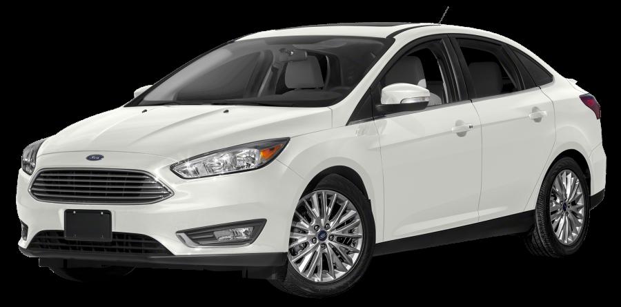 Ford Focus 2021 màu trắng