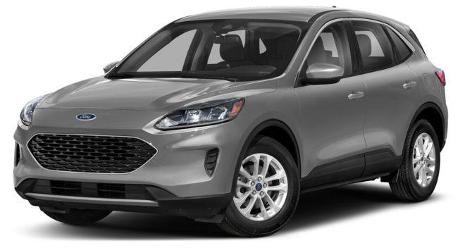 Ford Escape 2021 màu xám