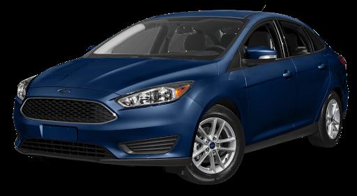Ford Focus 2021 màu xanh than