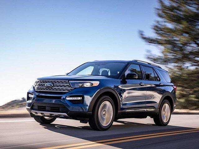 Ford Explorer 2021 được đánh giá cao về công nghệ an toàn