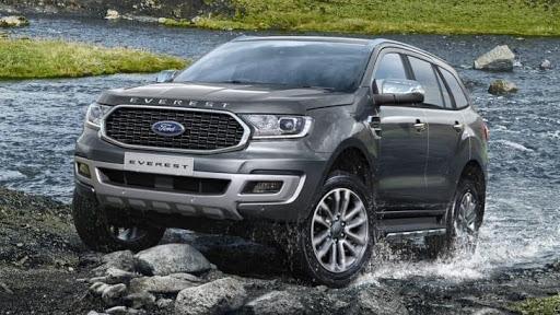 Ford Everest 2021 trang bị an toàn tối ưu, hướng đến sự an tâm cho khách hàng