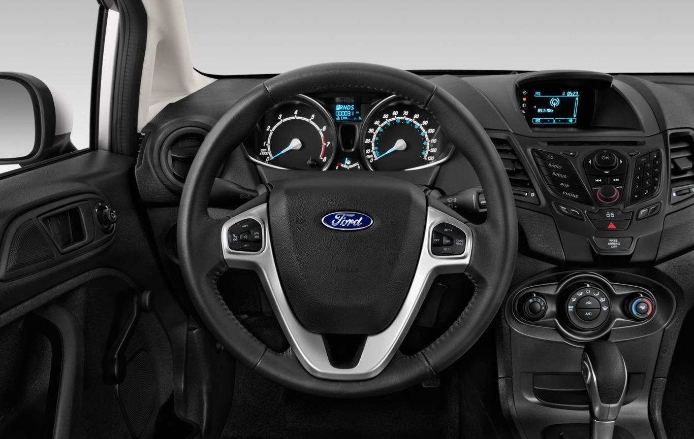 Vô lăng xe Ford Focus 2021