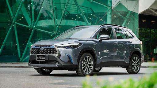 Toyota Corolla Cross 2021 được chú trọng trang bị an toàn
