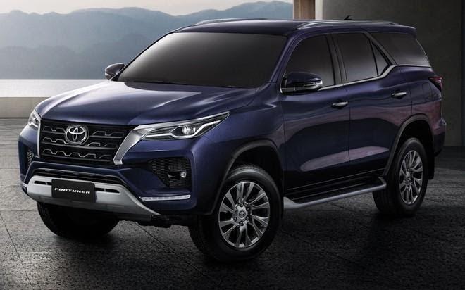 Toyota Fortuner 2021 là dòng xe đạt chuẩn 5 sao theo các tiêu chí an toàn