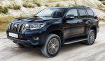 Toyota Land Cruiser 2021 được chú trọng trang bị an toàn