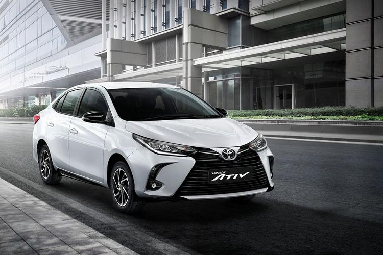 Toyota Yaris 2021 được đánh giá đạt chuẩn an toàn 5 sao