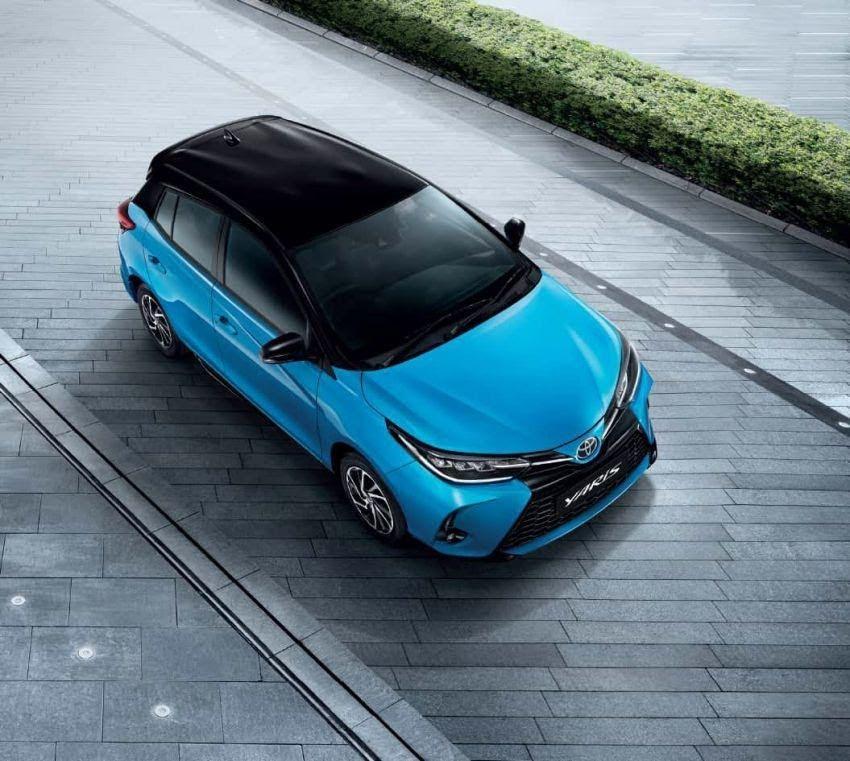 Toyota Yaris 2021 mang lại cảm giác lái êm ái
