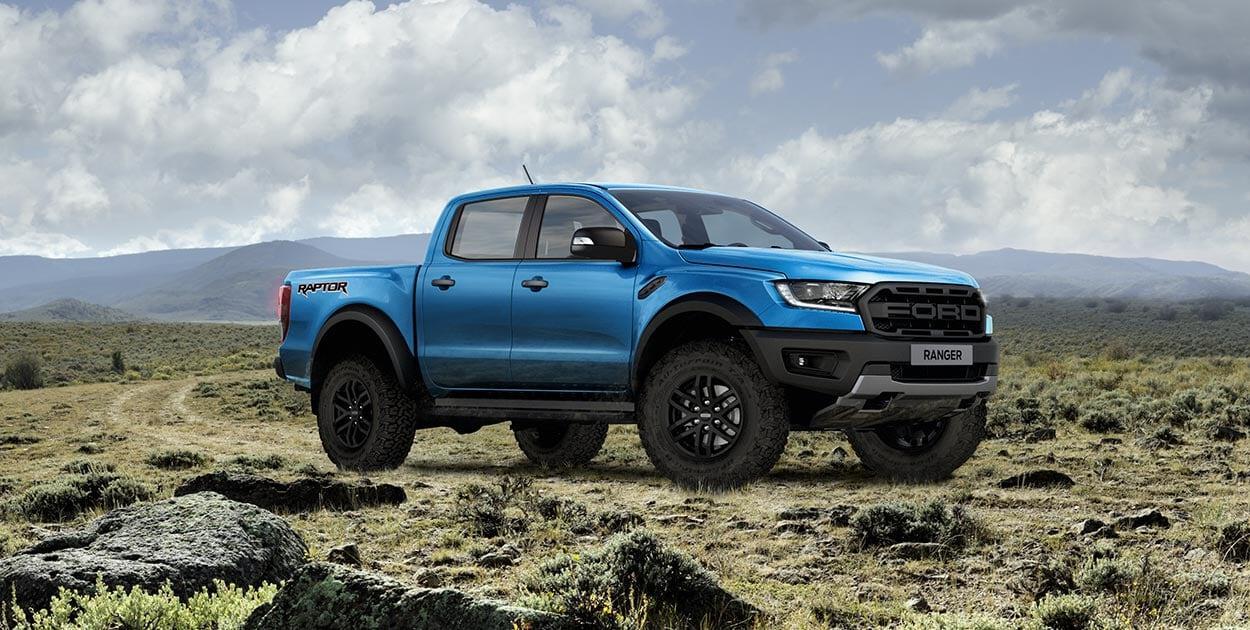 Chiếc siêu bán tải nổi tiếng của Ford
