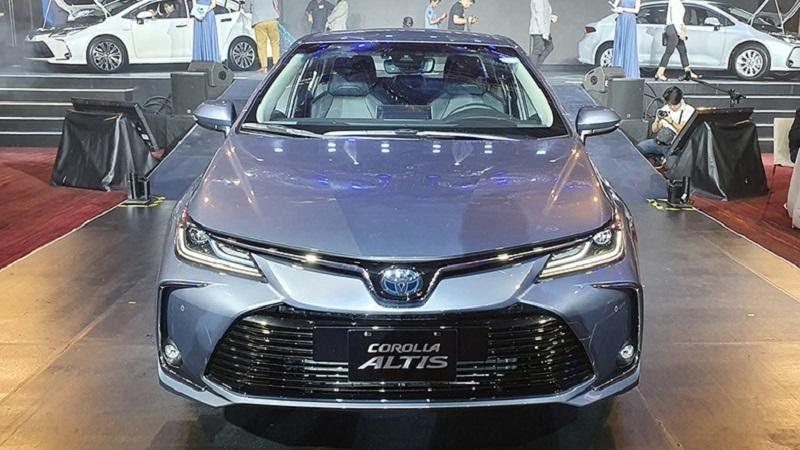 Toyota Corolla Altis 2021.