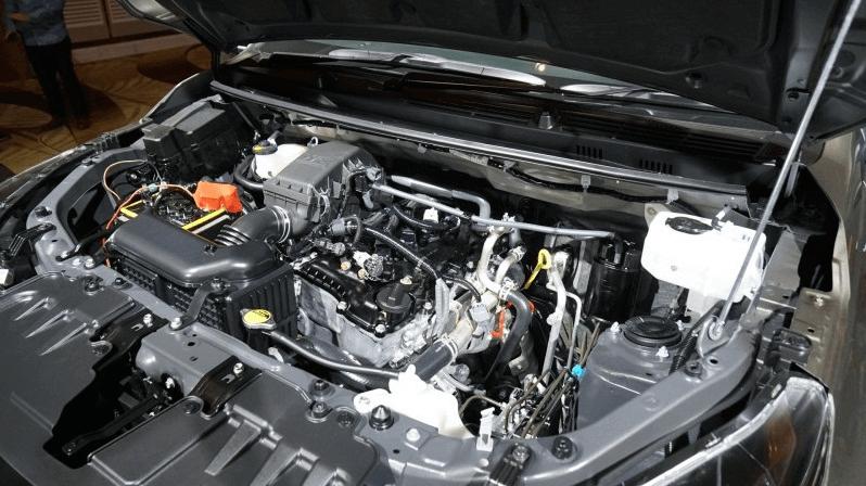 Động cơ xăng 2NR-VE 1.5L với hộp số tự động 4 cấp
