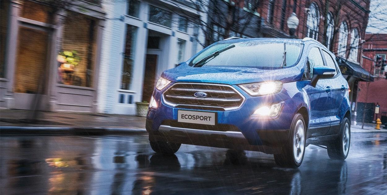 Ford Ecosport bán rất chạy tại Việt Nam