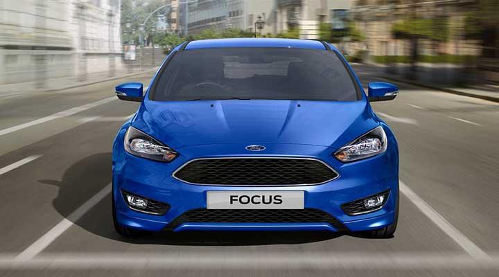 Ford Focus là xe bán chạy nhất của hãng