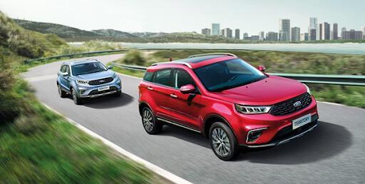Ford Territory 2021 hứa hẹn chiếm lĩnh thị trường Đông Nam Á