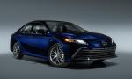 Thiết kế ngoại thất Toyota Camry 2021