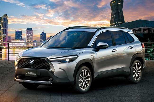 Toyota Corolla Cross 2021 được đầu tư an toàn hiện đại
