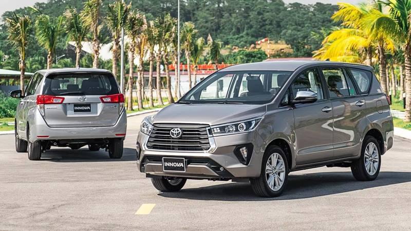 Toyota Innova năm 2021 hơn hẳn dòng đối thủ