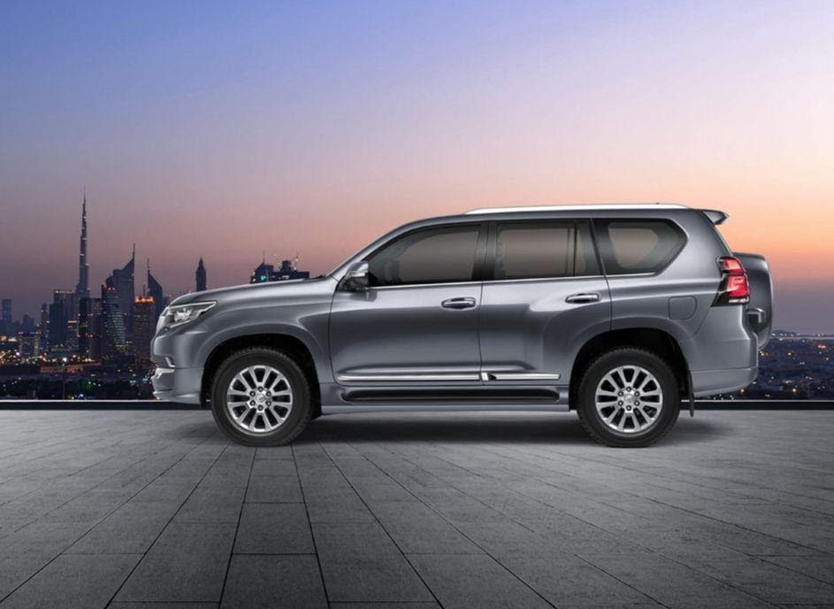 Toyota Land Cruiser 2021 là dòng xe có mức giá cao