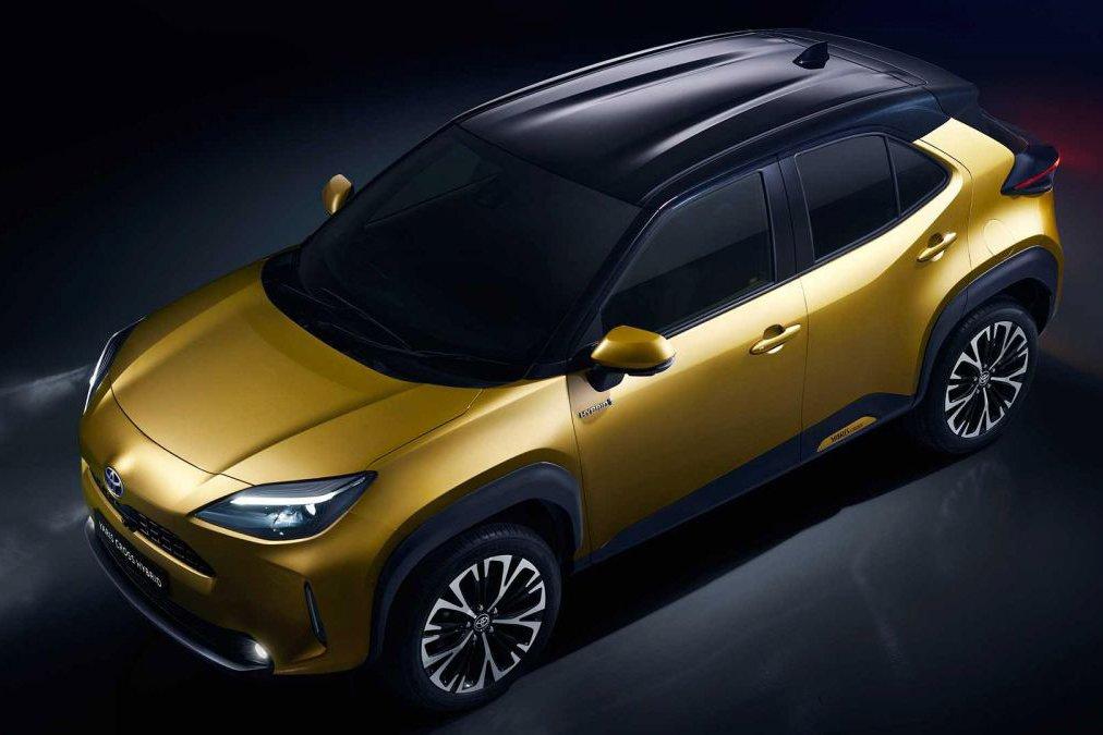Toyota Yaris 2021 là mẫu xe lý tưởng dành cho gia đình
