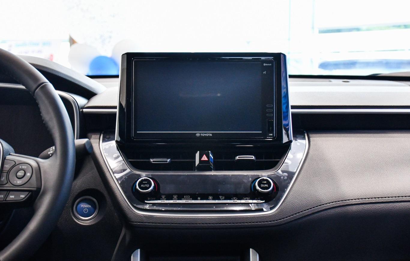 Toyota Corolla Cross 2021 đa dạng các tiện nghi