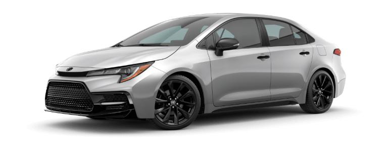 Toyota Corolla Altis 2021 màu bạc