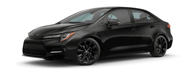Toyota Corolla Altis 2021 màu đen