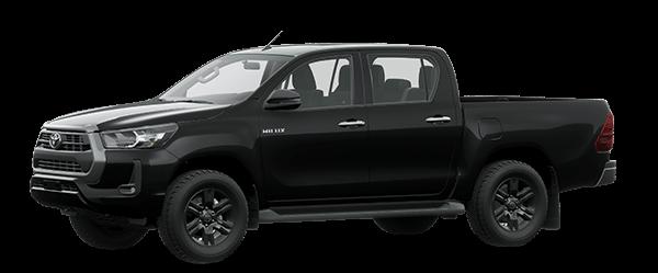 Toyota Hilux 2021 màu đen 218