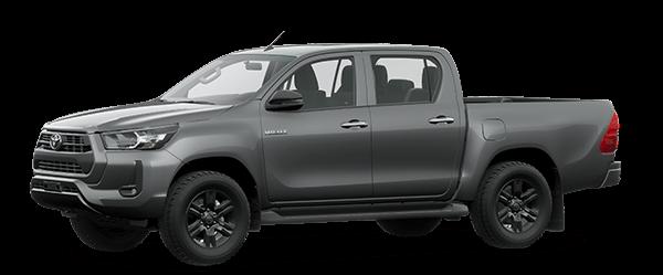 Toyota Hilux 2021 màu xám 1G3