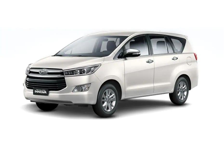 Toyota Innova 2021 màu trắng ngọc trai