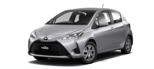 Toyota Yaris 2021 màu Bạc