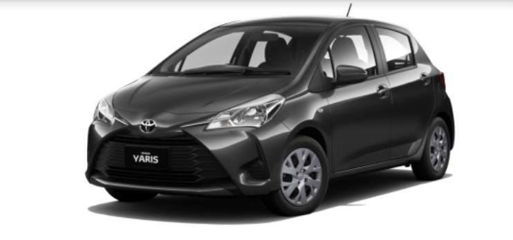 Toyota Yaris 2021 màu Xám