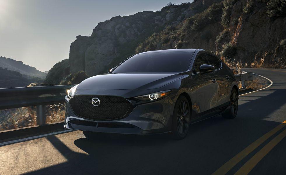 Đánh giá xe Mazda 3 2021 về trang bị an toàn