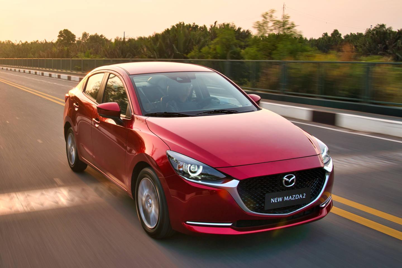 Đánh giá xe Mazda 2 2021 về cảm giác lái