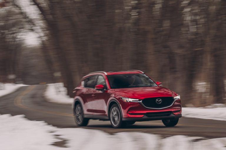 Đánh giá xe Mazda CX-5 2021 về cảm giác lái
