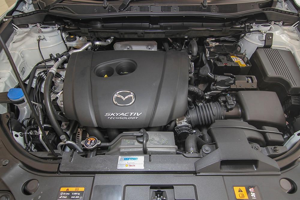 Mazda CX-52 2021 vẫn sở hữu 2 động cơ cũ tùy vào từng phiên bản