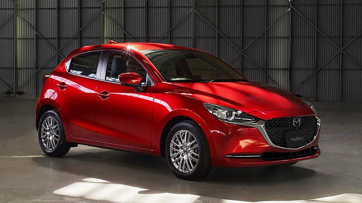 Bảng giá xe Mazda 2 2021