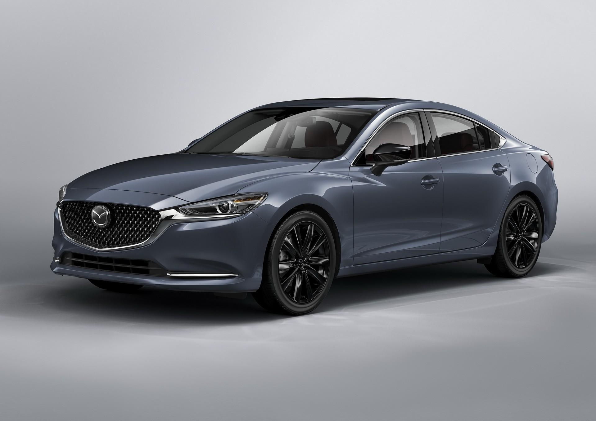Bảng giá xe Mazda 6 2021