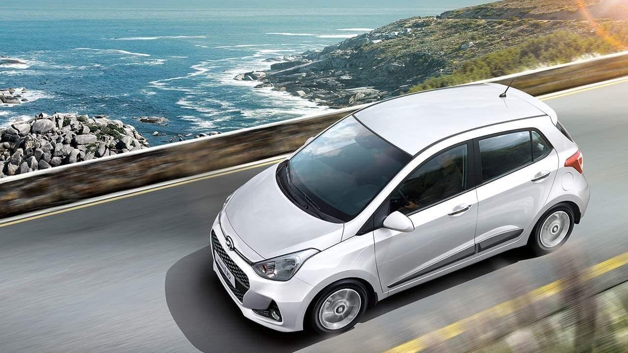 Hyundai Grand i10 đủ sức chạy đồng bằng, đô thị và di chuyển linh hoạt