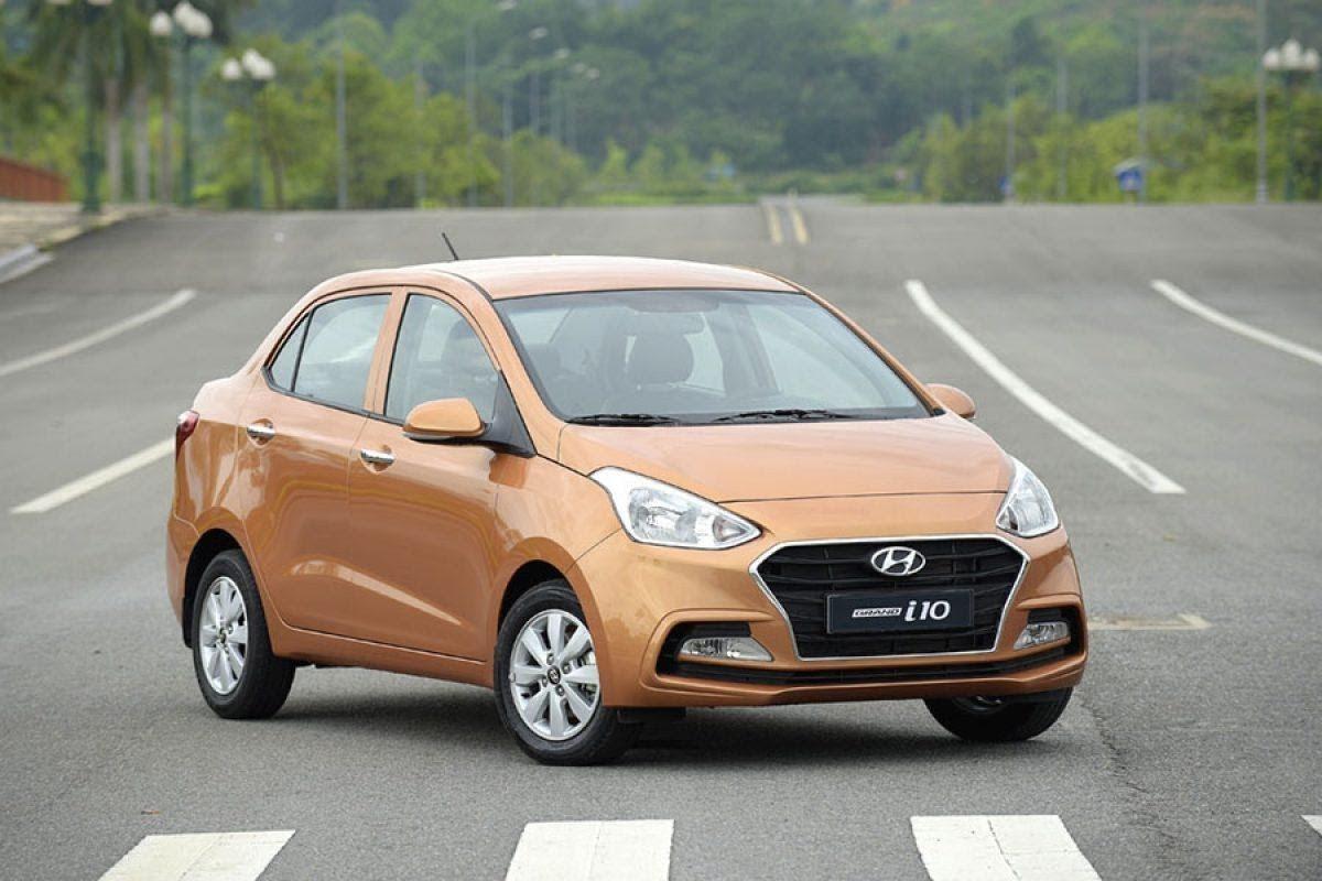 Hyundai Grand i10 đem đến trải nghiệm lái thú vị.