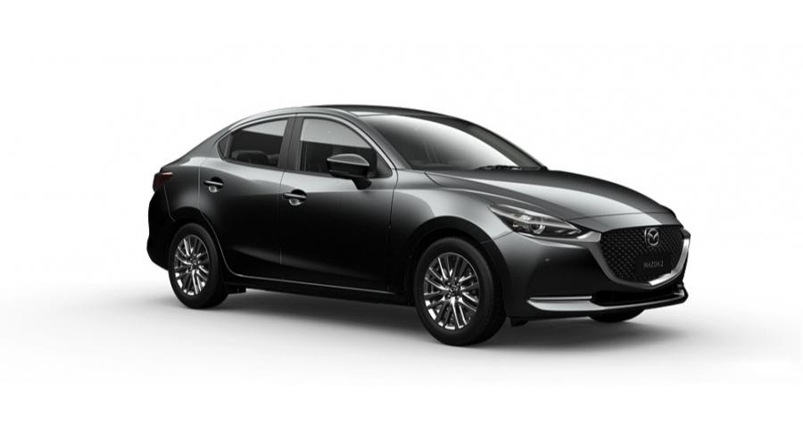 Mazda 2 2021 màu xám